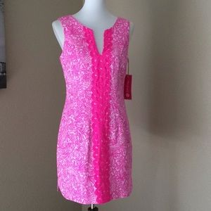 NWT 🤗 Lilly Pulitzer Pink Dress